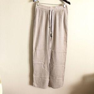 18dcc98c19 Three Dots Pants   Monica Linen Wide Leg   Poshmark